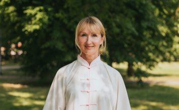 Лидия Рыбкина, инструктор Цигун. Фото: Ирина Маскаленко