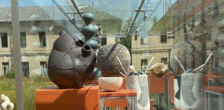 Выставка участников 9-го международного художественного симпозиума «Лаборатория керамики». Фото: rothkocenter.com