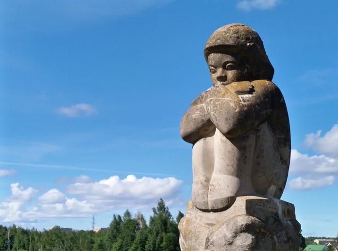 Скульптура Елены Волковой