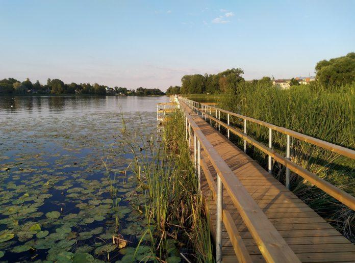 Мост в Лудзе. Фото Елены Иванцовой