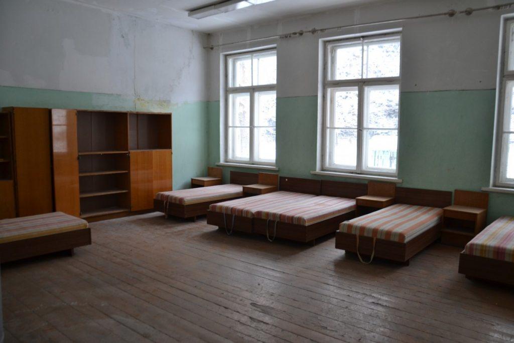 Помещения школы. 26 июля 2021 года. Фото: Елена Иванцова