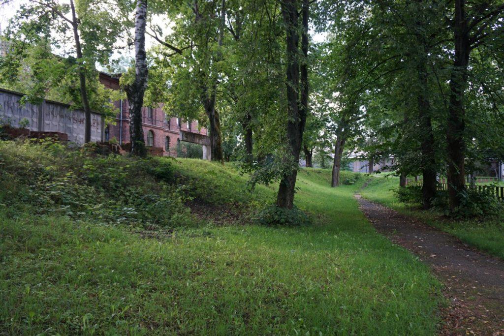 Ров в Гайке, где уничтожали евреев. Фото: Елена Иванцова