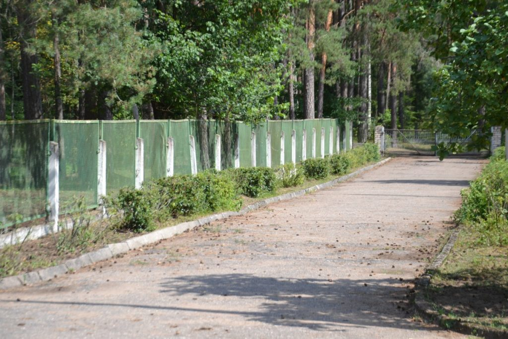 Бывшая Межциемская школа. 26 июля 2021 года. Фото: Елена Иванцова