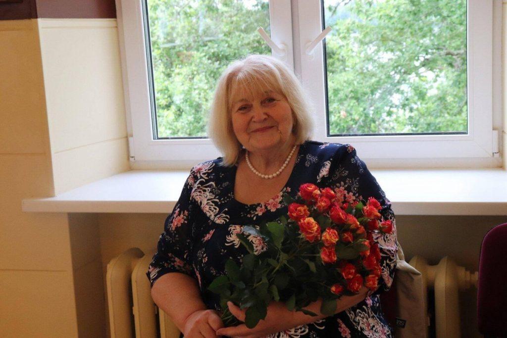 Тамара Дорофеева. Фото из личного архива