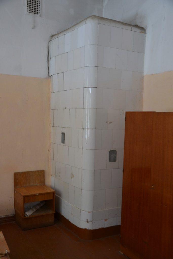 В классе бывшей Межциемской школы. Июль 2021 года. Фото: Елена Иванцова
