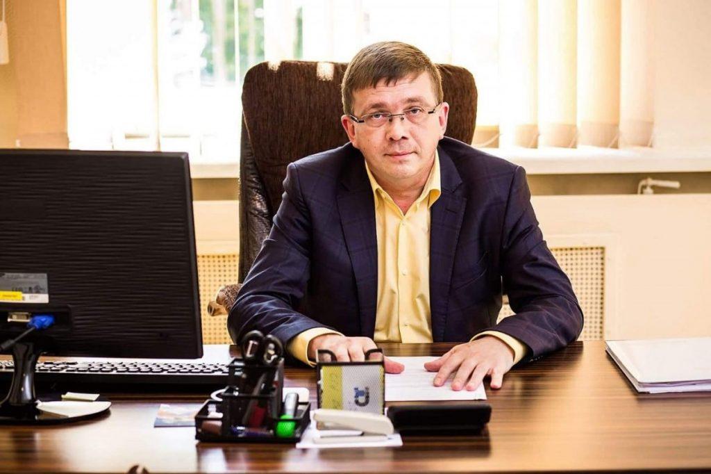 Валерий Кононов. Фото с личной страницы на фейсбуке