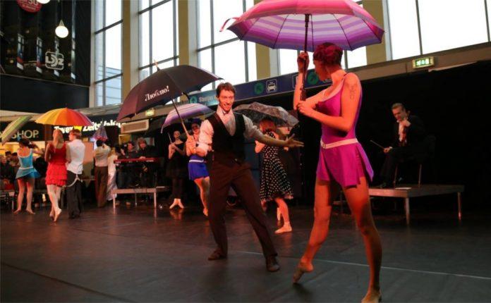 Международный фестиваль балета «От классики до авангарда»