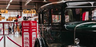 Магазин одежды Monroe. Фото: Ирина Маскаленко