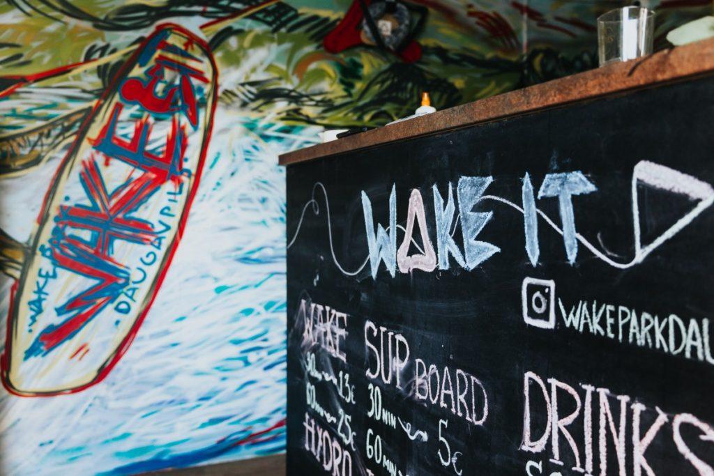 Вейк-парк Wake it. Фото: Ирина Маскаленко