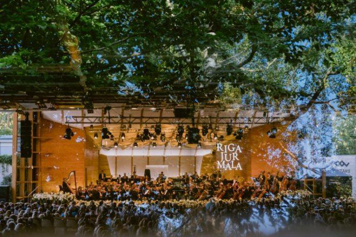 Фестиваль камерной и симфонической музыки «Rīga - Jūrmala». Пресс-фото