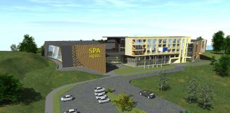 Визуализация центра рекреации. Фото www.rezekne.lv