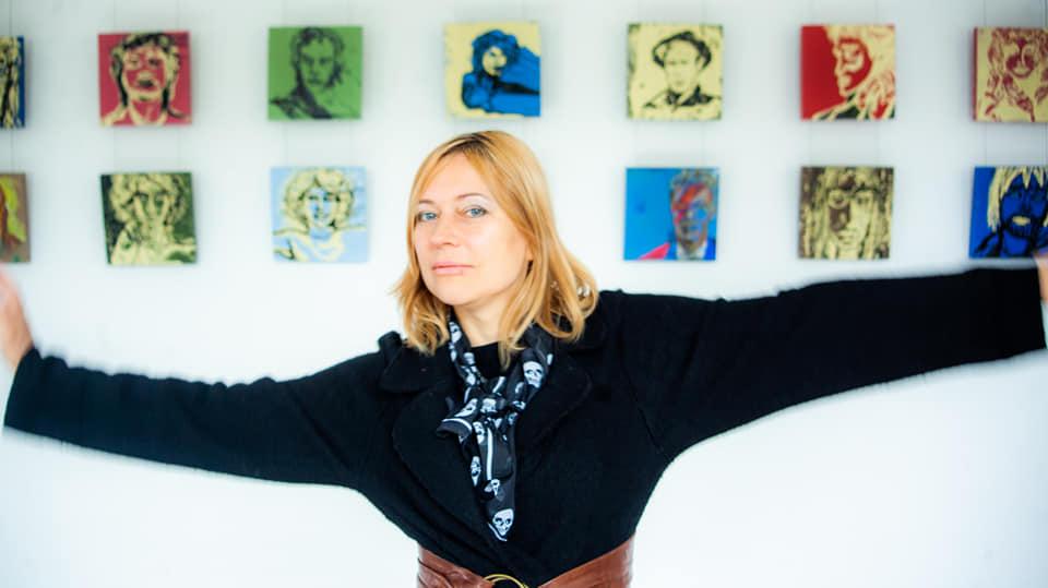Алина Петкун. Пресс-фото