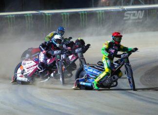 Второй полуфинал командного чемпионата мира Speedway of Nations. Даугавпилс, 18 сентября 2021 года. Фото: Сергей Кузнецов