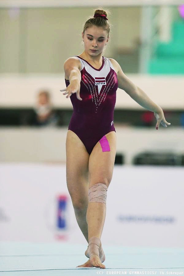 Арина Оленова. Фото из личного архива