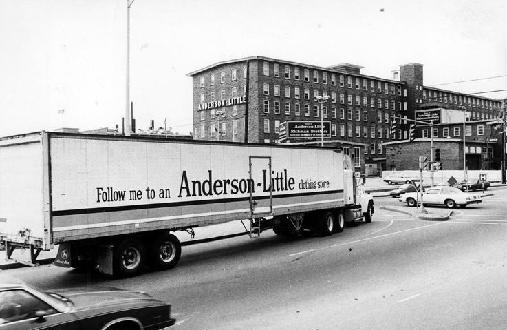Anderson-Little в 30-ых годах. Фото: heraldnews