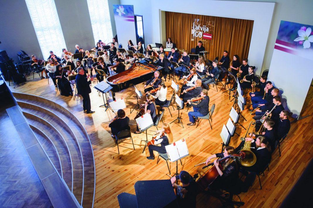 Daugavpils Sinfonietta. Пресс-фото