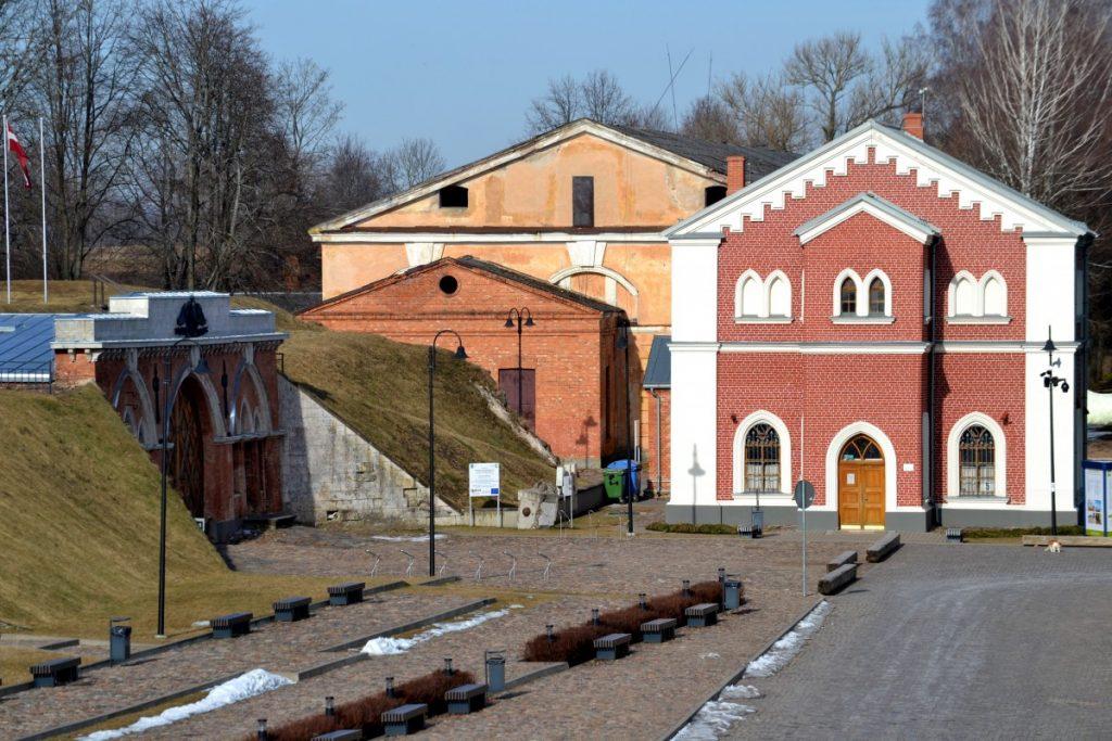 Даугавпилсская крепость. Фото: Елена Иванцова