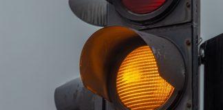 Светофор в Даугавпилсе