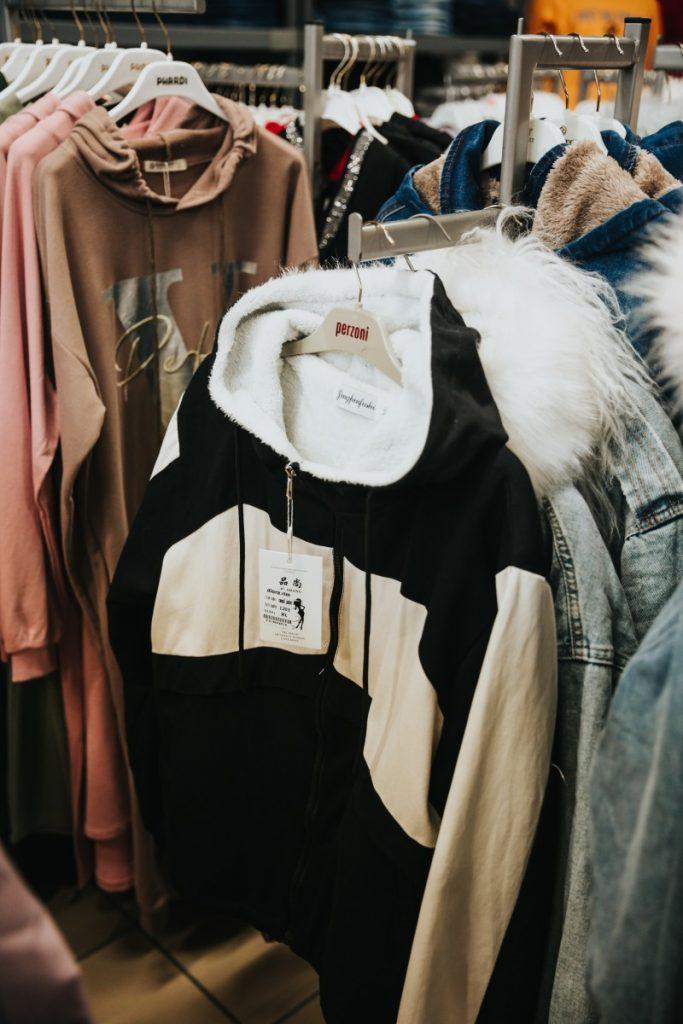 Магазины одежды City Jeans и In City. Фото: Ирина Маскаленко