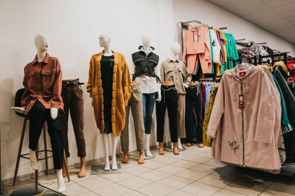 Магазин одежды Dress Code. Фото: Ирина Маскаленко
