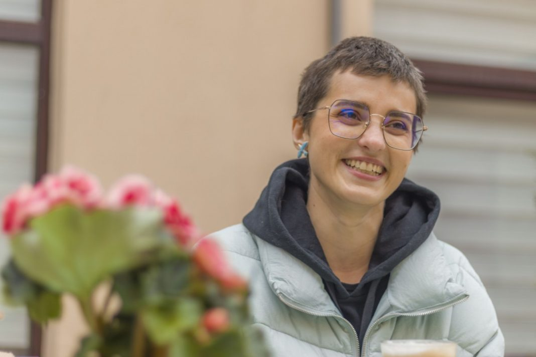 Валентина Николаева. Сентябрь, 2021 года. Фото: Евгений Ратков