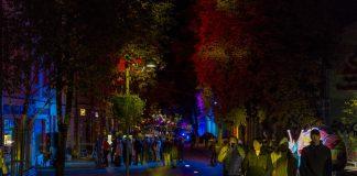 Праздник улицы Ригас в Даугавпилсе. 18 сентября 2021 года. Фото: Евгений Ратков