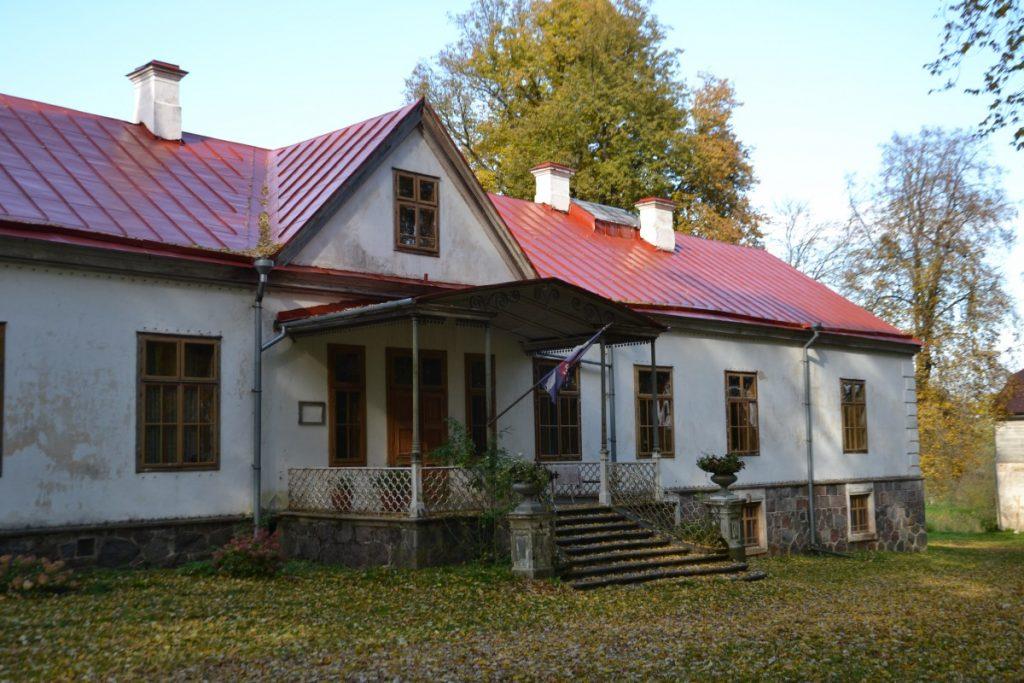 Арендольское поместье. Фото: Елена Иванцова