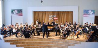 Daugavpils sinfonietta. Фото предоставлено организаторами фестиваля Daugavpils ReStArt