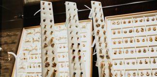 Магазин ювелирных изделий Golden Saga. Фото: Ирина Маскаленко