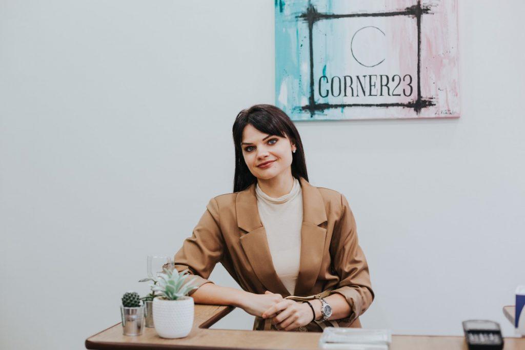 Алеся Строде-Иванова. Фото: Ирина Маскаленко