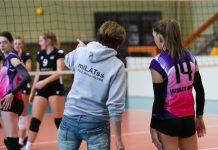 «miLATss» - «Audentes SG/NK». Балтийская лига, Даугавпилс, 17 октября. Фото: Сергей Кузнецов