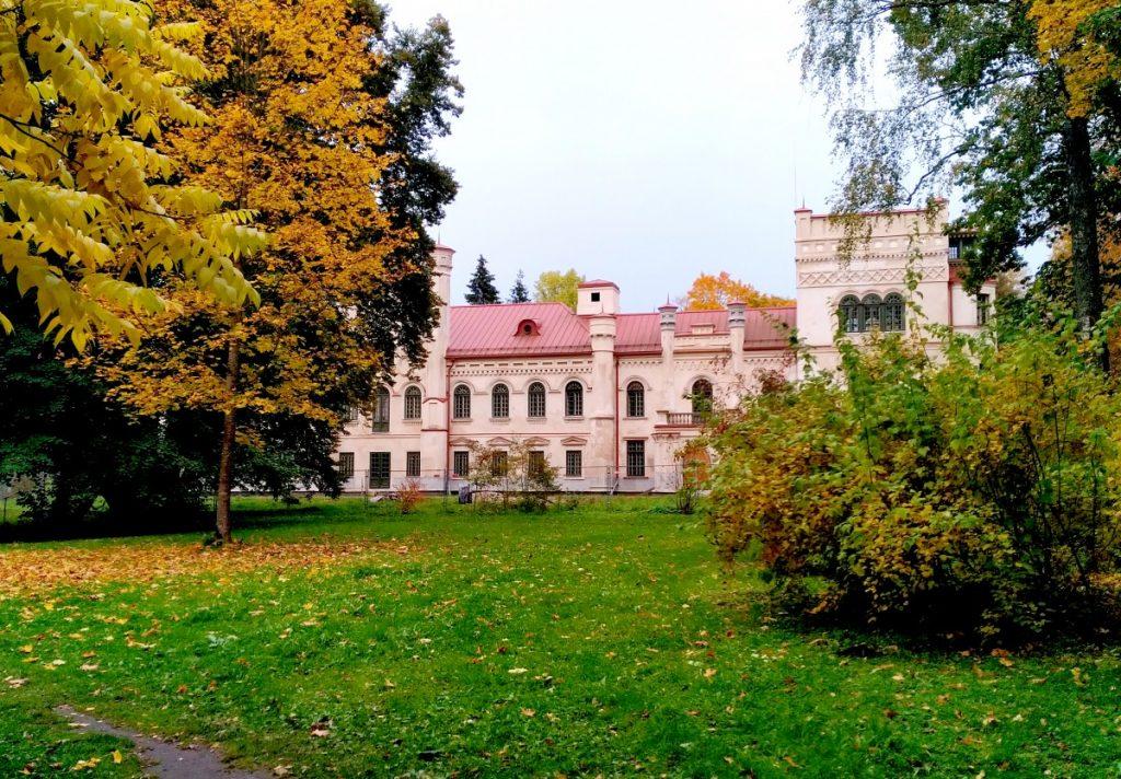 Прейльский замок. Фото: Елена Иванцова