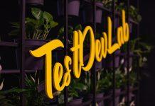 TestDevLab. Фото: личный архив