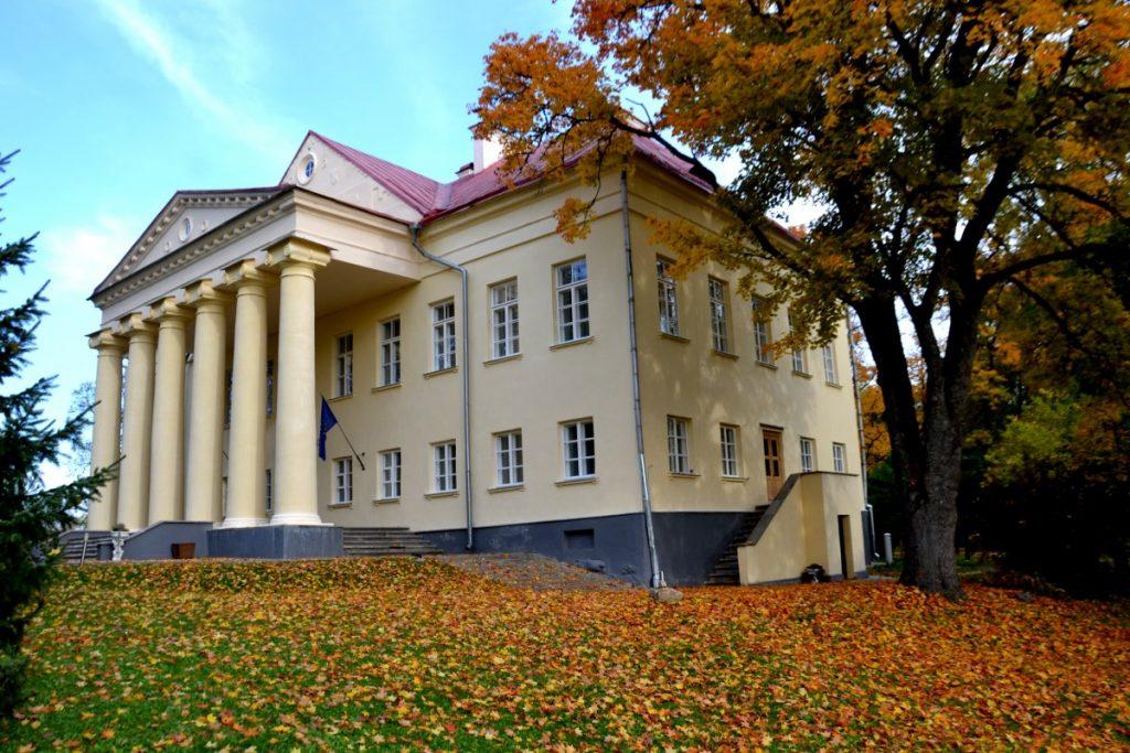Варкавское поместье. Фото: Елена Иванцова